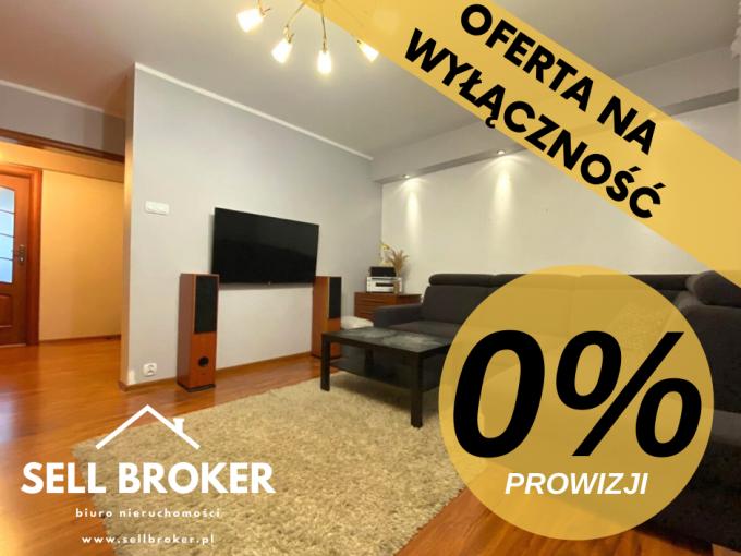 Na sprzedaż przestronne mieszkanie o powierzchni 82,5 m2 w świetnej lokalizacji!