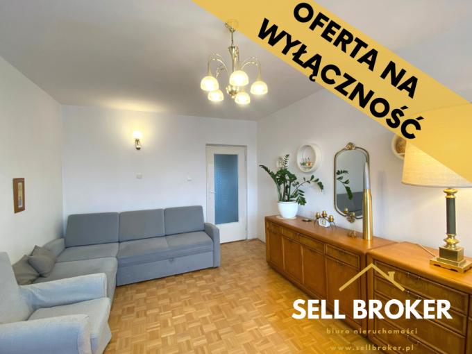 Na sprzedaż przestronne, słoneczne mieszkanie o powierzchni 54,1 m2 w świetnej lokalizacji, zaraz przy stacji PKP!